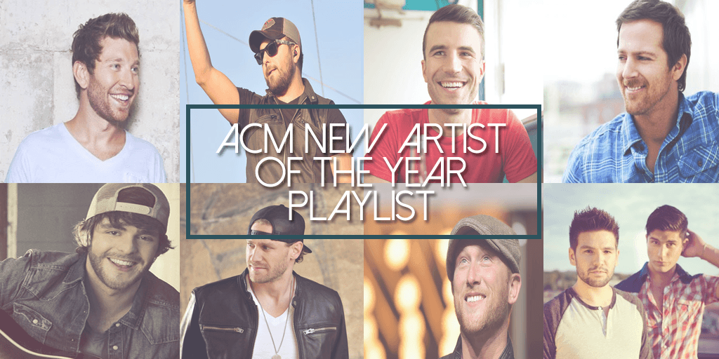 ACMA New Artist Of The Year 2015