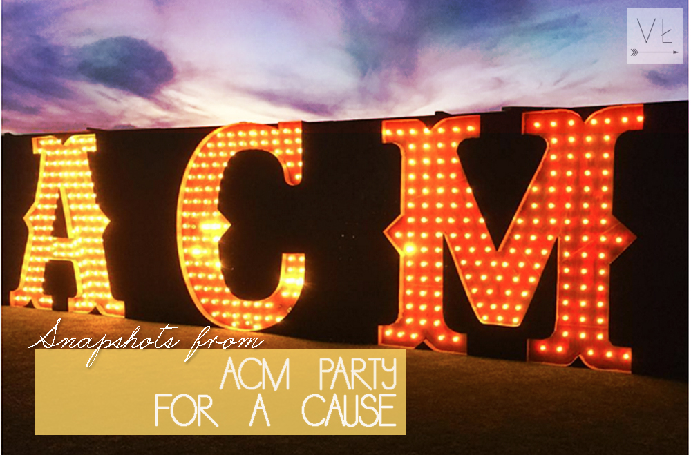 ACM Party For A Cause 2016